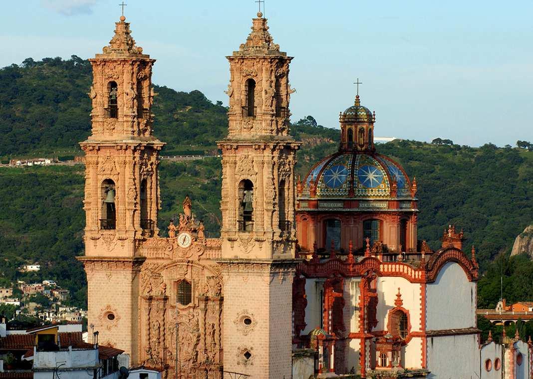 Mejores lugares en Taxco